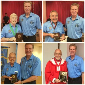 Blessed Mother Council Award Winners