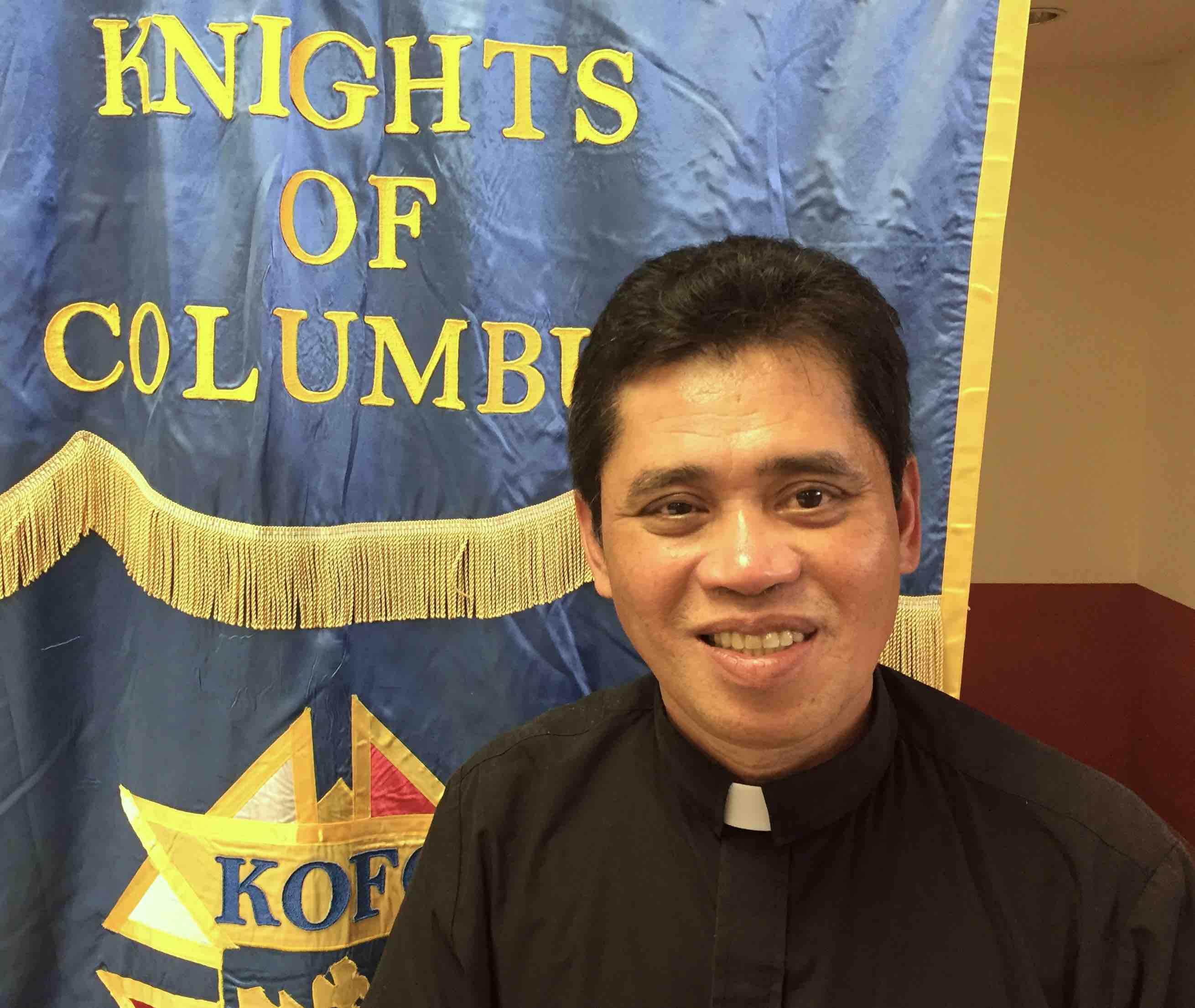 Chaplain Fr. Zamora